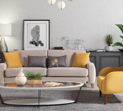 Confort Sofa Set
